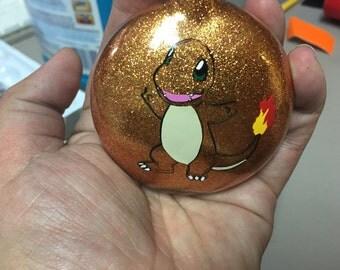Charmander Pokemon Ornament