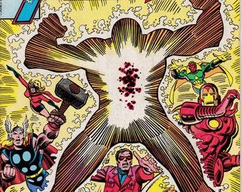 Avengers #176, October 1978 Issue - Marvel Comics - Grade VG