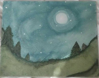 Summer Night's Dream by Brooke