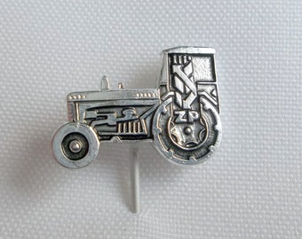 Tractor Pin marked ZP -  ZP Tractor Pin - Vintage Tractor - vintage Farming Pin - Farming Machinery