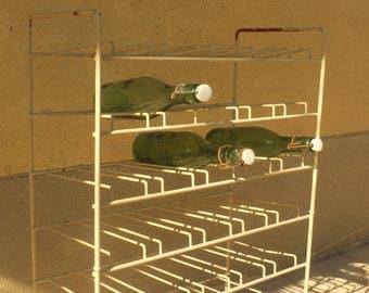 Carry(wear) bottles vintage bottles, hedgehog, cellar rack wine