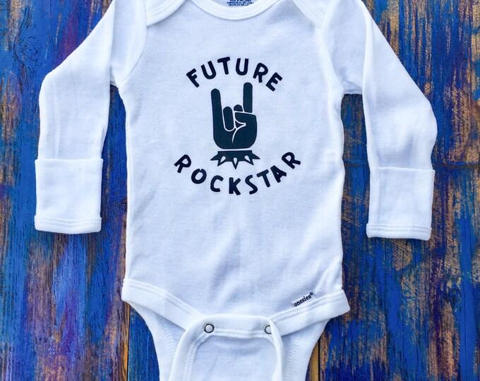 Future Rockstar Onesie