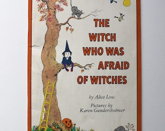 The Witch Who Was Afraid of Witches 1985