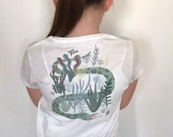 Tshirt Ophelia