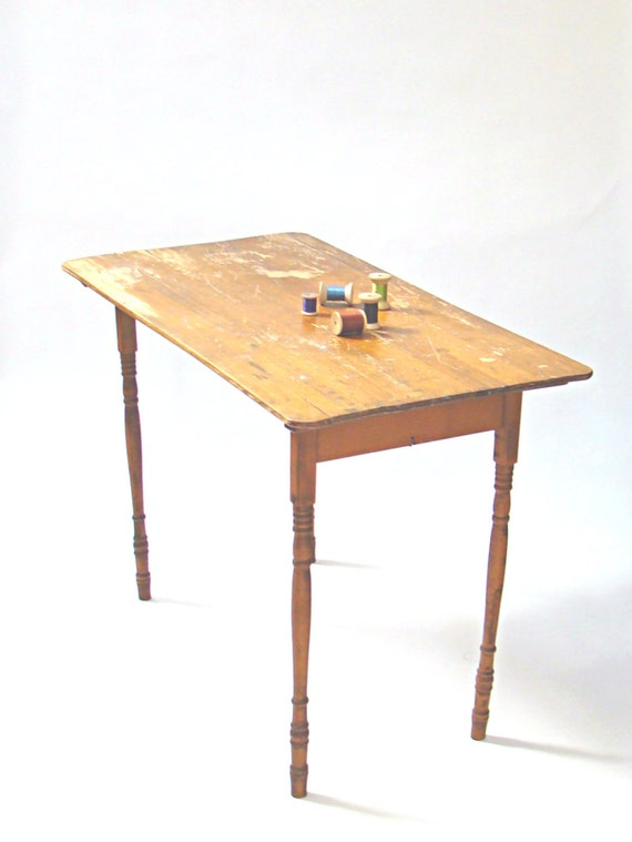 Vintage Sewing Table Vintage Tailor S Table Crafting
