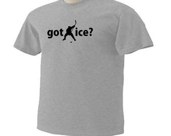 KIDS Got Ice? Ice Hockey Player Ice Sport T-Shirt