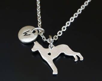 Great Dane Necklace, Great Dane Charm, Great Dane Pendant, Great Dane Jewelry, Great Dane Dog Necklace, Great Dane Gifts, Great Dane Lover