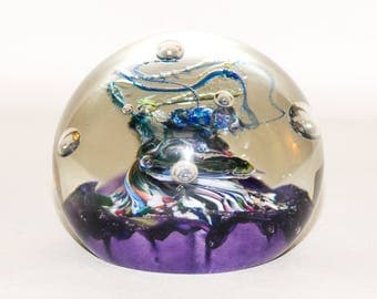Caithness Myriad Paperweight - Currently reserved for customer