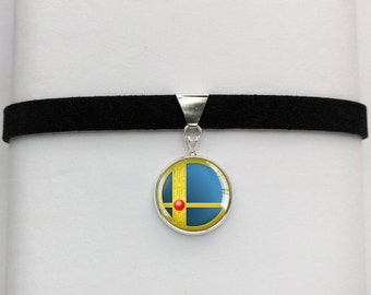Super Smash Ball Chokers every SSB character