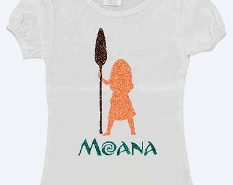 Disney's Moana Toddler Tee