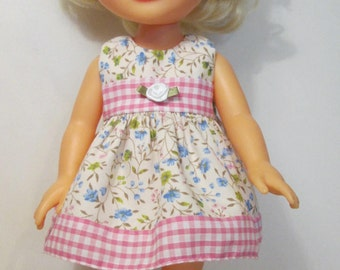 "Disney doll dress * Disney doll clothes *14"" doll clothes * Handmade in England *"