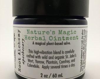 Nature's Magic Salve by Root Alchemy