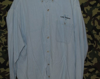 LAS VEGAS Button up