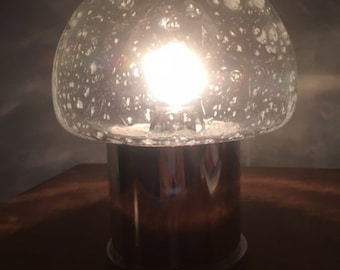 Mid century 60s Space Age Table Lamp