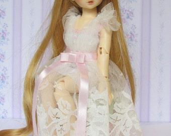 FREE SHIPPING Nightgown Yosd Reina Aileen LittleFee BJD