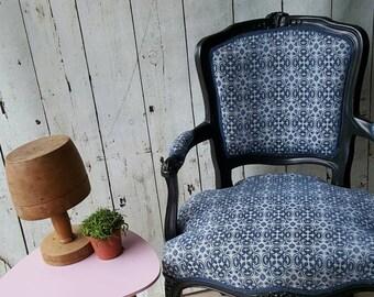 Queen Anne Chair gerestyld