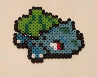 Bulbasaur, Charmander, Squirtle Hama