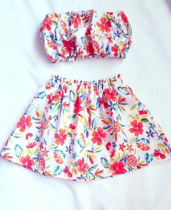 kids hawaiian hula skirt girls hawaiian dress hula luau