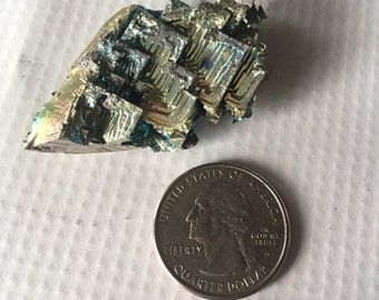 Bismuth Crystal - Small