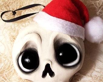 Creepy Santa Etsy