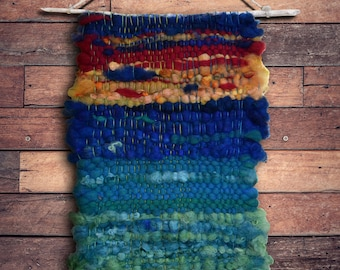Tapestry Weaving - 005