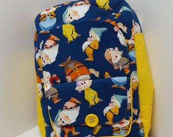 Seven Dwarfs Preschool Backpack