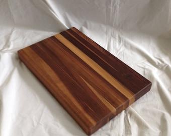 Walnut Cutting Board, Carving Board, Bread Board, Cheese Board, Chopping Block, Walnut Board