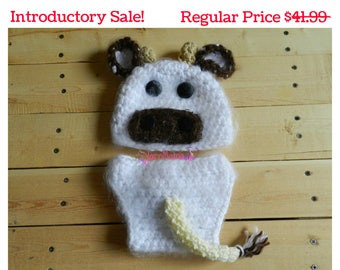 Baby Cow Outfit - Cow Baby Outfit - New Baby Gift - Newborn Photo Props - Photo Prop - Photography Prop - Baby Gift - Photo Prop Ideas