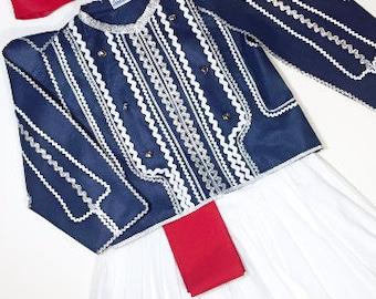 Boys - Greek Tsolia Costume & Separates