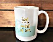 Christian Coffee Mug, Cus...