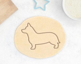 Corgi Cookie Cutter - Welsh Corgi Cookie Cutter Cute Corgi Cookies Custom Corgi Gift Personalized Corgi Owner Gift Custom Dog Treat