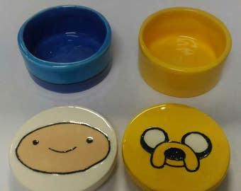 Adventure Time Jewelry Box