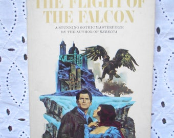 The Flight of The Falcon by Daphne du Maurier paperback pocket books 1970