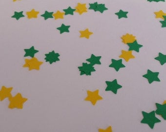 Baby Shower,  Birthday,  Anniversary, Celebration === STAR Confetti ===200 + pieces=== Choose your color (s)
