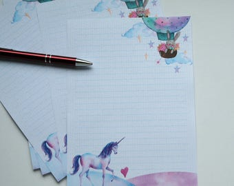 Magical World - A5 size - 24/32/40 sheets