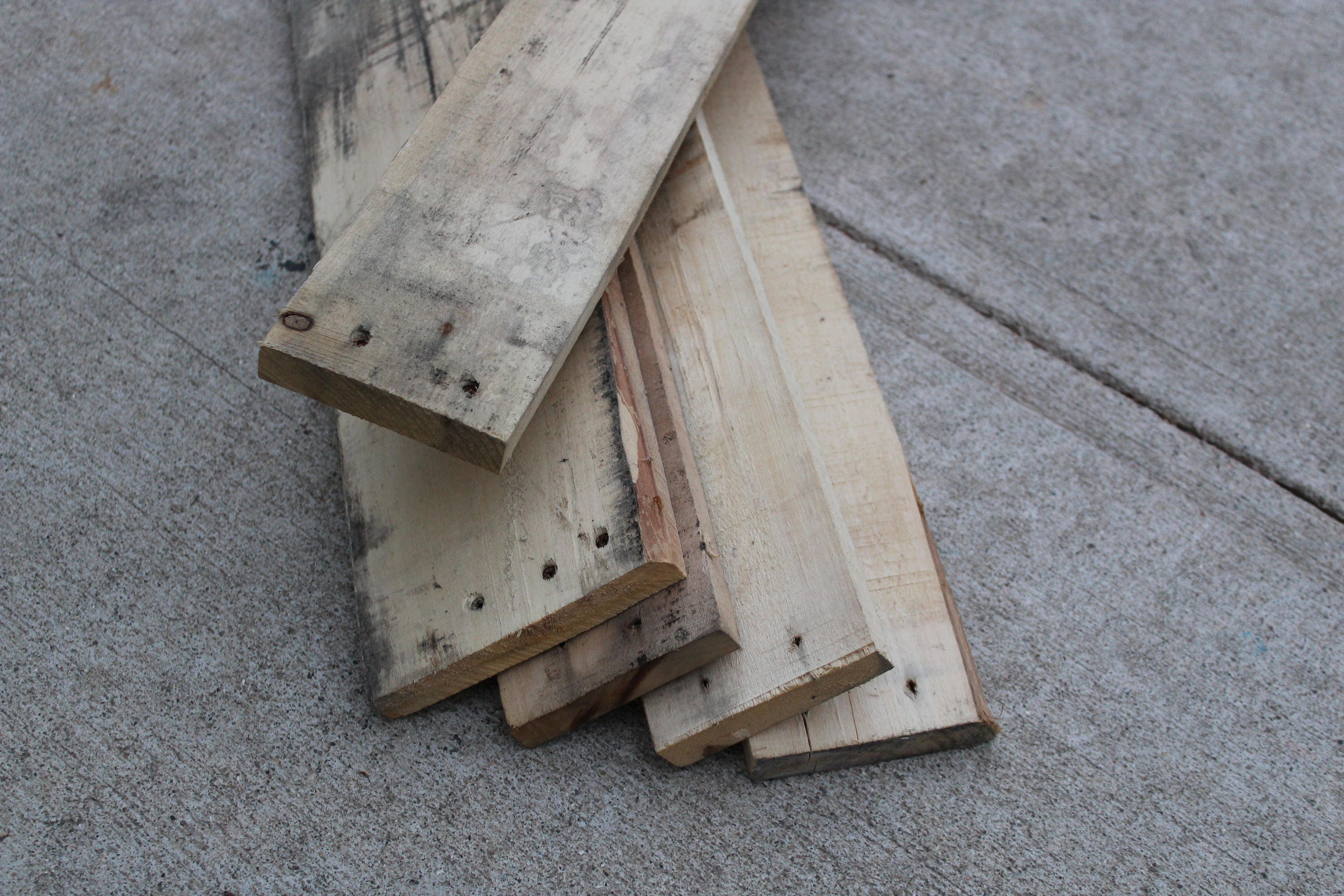 pallet wood planks reclaimed wood reclaimed pallet