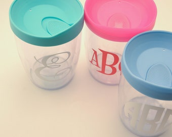 Traveling Tumbler (Mommy Sippy Cup)