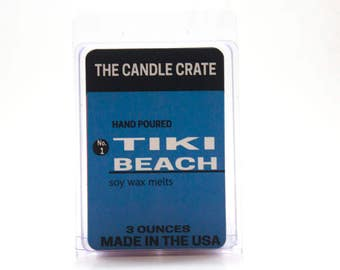 Tiki Beach Scented Wax Melts