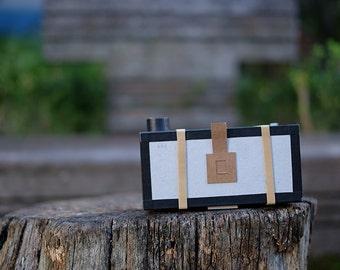 TOSCA - 690, a handmade pinhole camera