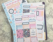 Be Someone Kit! 3 Page Punched Kit, for your Erin Condren Life Planner, Plum Planner,  Filoflax, calendar