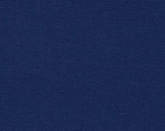 Remnants of 9-10oz Cotton Canvas Duck Cloth - Navy Blue
