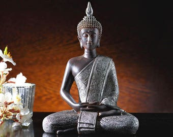 Thai Sitting Buddha - peace and harmony in your home
