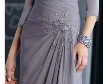 Free Shipping Formal Dress Mother Of The Bride Or Groom