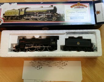 Vintage Bachmann 00 Gauge 31-701 B1 Locomotive 61241 Viscount Ridley Super Smooth-NIB