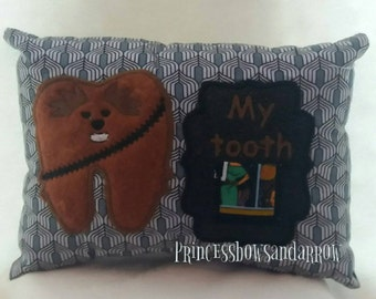 Tooth fairy pillows starwars inspired