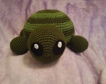 Cuddly Turtle