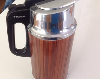 Vintage Thermos by Tiger