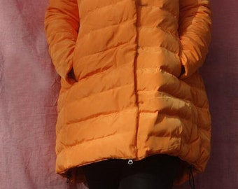 Winter Down Jacket A-Line Down Coat Thick Women Warm Down Coat Many Colors Plus Size