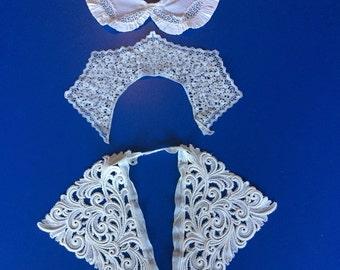 Vintage Lace Collars