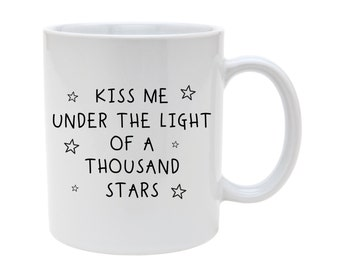 Kiss me under a thousand stars